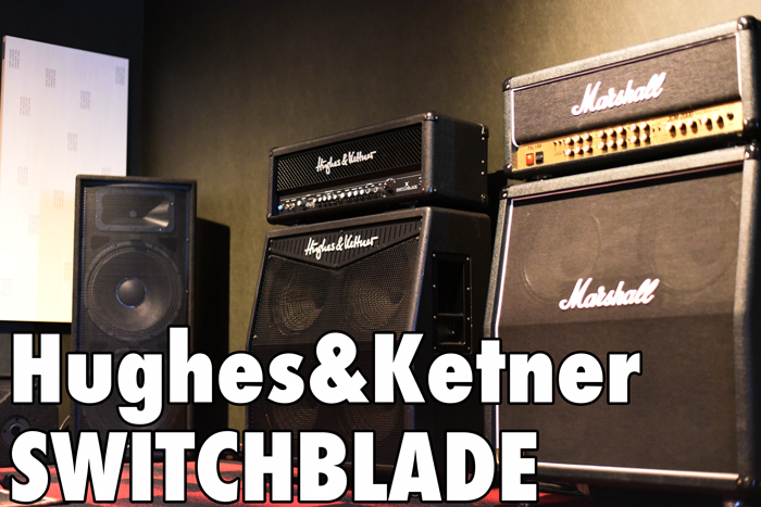 Hughes&Ketner SWITCHBLADE